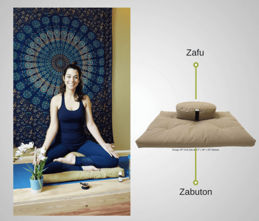 Zafu-and zabuton-set-for-meditation