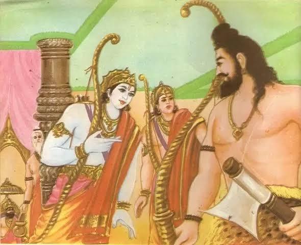 Parshuram-meets-Rama-throws-challenge
